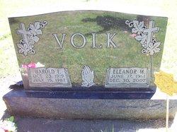 Eleanor M <I>Blood</I> Volk
