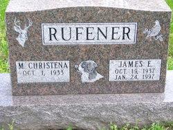 James E Rufener