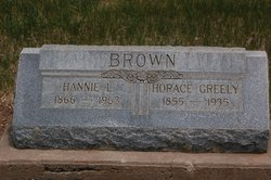 Horace Greeley Brown