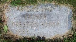 Preston H Asher