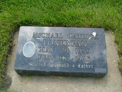 Michael Patrick Lonergan