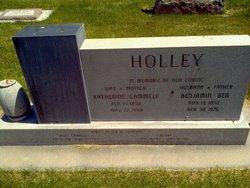 Katherine <I>Gammell</I> Holley