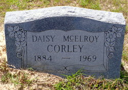Daisy <I>McElroy</I> Corley