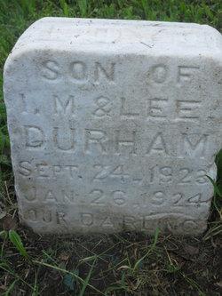 "Loyd Isaih ""Isaih"" Durham"