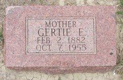 Gertrude Elizabeth <I>Howell</I> Gramzow