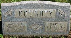 Mary Louise <I>Staab</I> Doughty