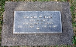 Roland Wesley Hare