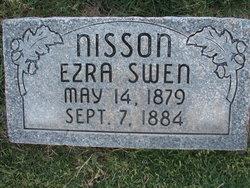 Ezra Swen Nisson