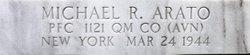 PFC Michael R. Arato