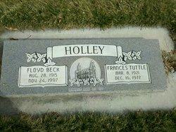 Frances <I>Tuttle</I> Holley