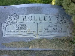 Arlena <I>Harrison</I> Holley