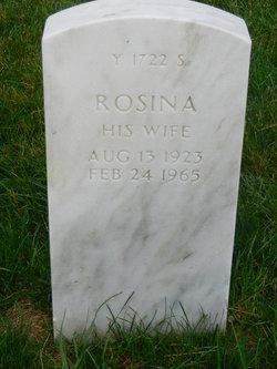 Rosina Faunce