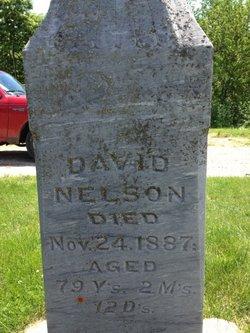 David Lovell Nelson