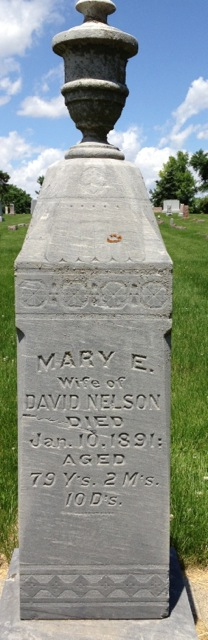 Mary E. <I>Kemp</I> Nelson