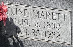 Antho Elise <I>Marett</I> Glenn