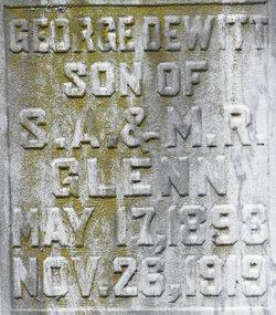 George Dewitt Glenn