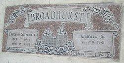 Carolyn <I>Steadwell</I> Broadhurst
