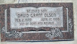 David Grant Olsen