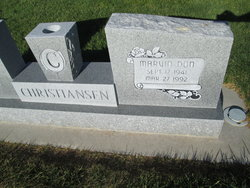 Marvin Don Christiansen
