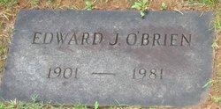 """Edward Joseph """"Joe"""" O'Brien, Jr"""