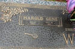 Harold Gene Wix