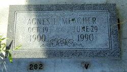 Agnes <I>L</I> Meagher