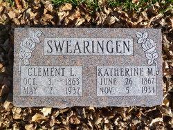 """Katherine M. """"Kate"""" <I>Myer</I> Swearingen"""