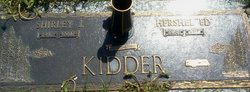 Hershel E Kidder