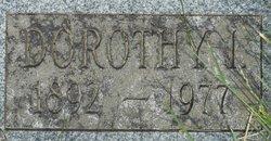 Dorothy I Wassell
