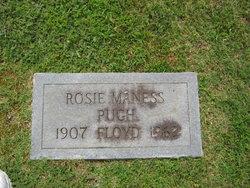 Rosie <I>Maness</I> Pugh