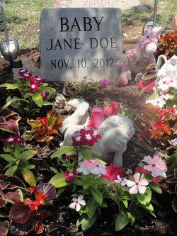 Infant Girl Doe