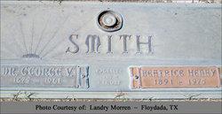 Beatrice <I>Henry</I> Smith