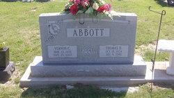 Vernon C <I>Brady</I> Abbott