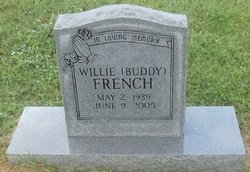 "Willie ""Buddy"" French"