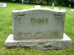 Bertha C. <I>Lorenzen</I> Wagner