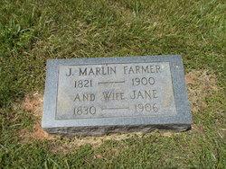 James Marlin Farmer