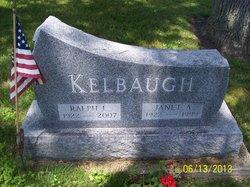 Janet A Kelbaugh