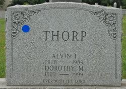 Alvin F. Thorp, Jr