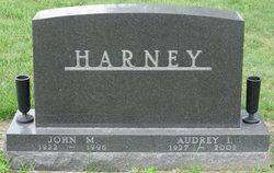 Audrey I Harney