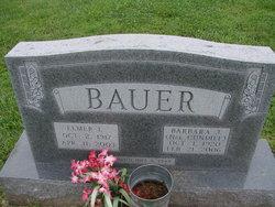 Barbara J. <I>Cundiff</I> Bauer