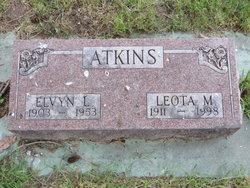 Leota Mae <I>Jerome</I> Atkins