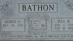 Ella Marie <I>Hoffmann</I> Bathon