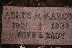 Agnes M Marcoe