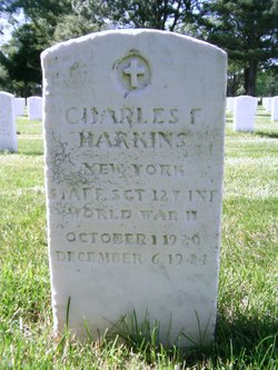 SSGT Charles F Harkins