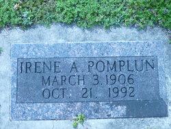 Irene Adeline <I>Schultz</I> Pomplun