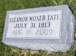 Eleanor Kathryn <I>Moser</I> Tate