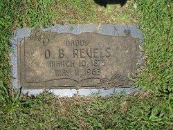 "Obadiah ""Obie"" Revels"