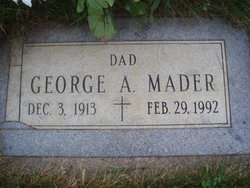 George A. Mader