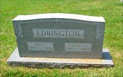Virginia Kathryn <I>Radcliff</I> Edrington