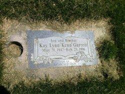 """Kay Lynn """"Kenn"""" Garrett"""